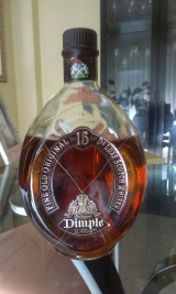 Whisky  Dimple 1L