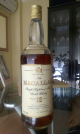 Whisky Macallan 1L