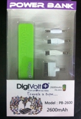 Power bank cargador de baterias de movil