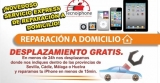 Sustitucion pantalla Ipad 2, Ipad 3, Ipad mini ect.. o Iphone